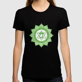 HEART CHAKRA #49 T-shirt
