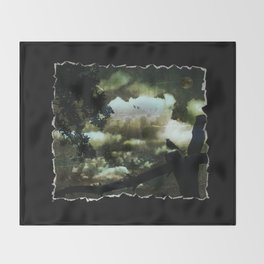 Witching Hour Throw Blanket