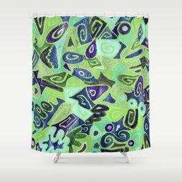Tara Shower Curtain