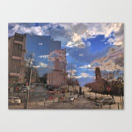 St-art Berlin-Winterfeldplatz Canvas Print