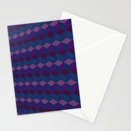 Bloqueo de bloques Stationery Cards