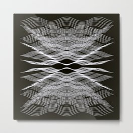 The beauty of the cycles Metal Print