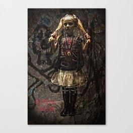 Living Dolls Canvas Print