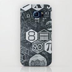 Math Class Galaxy S7 Slim Case