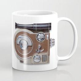 8mm Movie Camera ll Mug Coffee Mug