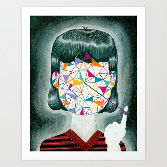 Beautiful Dreamer Love Art Print