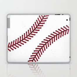 Fantasy Baseball Super Fan Home Run Laptop & iPad Skin