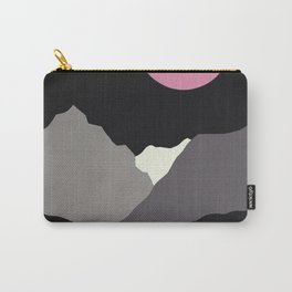 Moonlight On Lake Tanya Carry-All Pouch