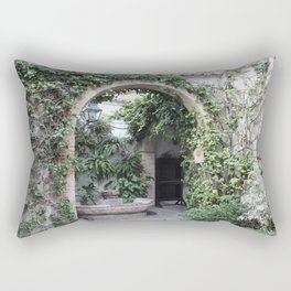 Plant Wall Rectangular Pillow