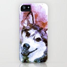 Tika'ani our Siberian Husky iPhone Case