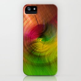 aspiciens in medio iPhone Case