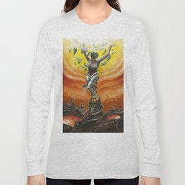 """""""Invictus"""" by Adam France Long Sleeve T-shirt"""