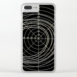 Graphics Clear iPhone Case