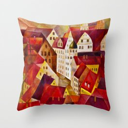 DoroT No. 0004 Throw Pillow