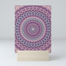 Mandala 436 Mini Art Print
