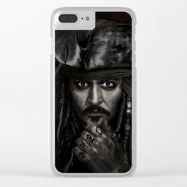 He's a Pirate Clear iPhone Case