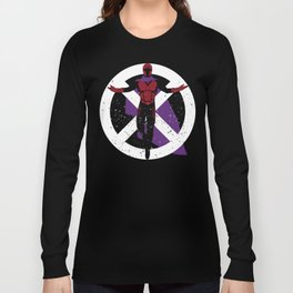 The Master of Magnetism Long Sleeve T-shirt