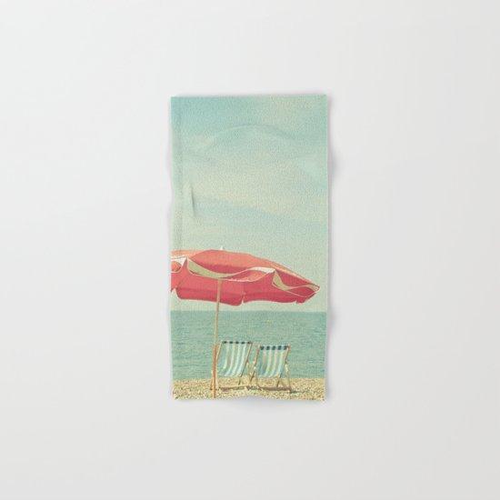 Deserted Beach Hand & Bath Towel