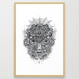Spiderbloke Framed Art Print