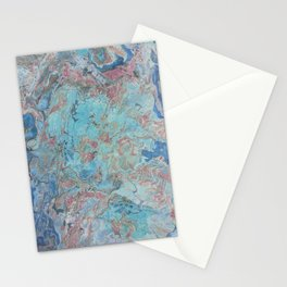 Planet Gracenerth Abstract Stationery Cards