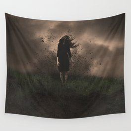 A Force to be Reckened With Wall Tapestry