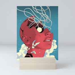 The Electric Eye Mini Art Print