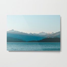 Lake Wanaka Metal Print
