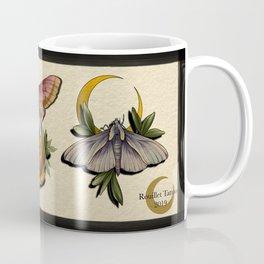 Moth Trio Coffee Mug