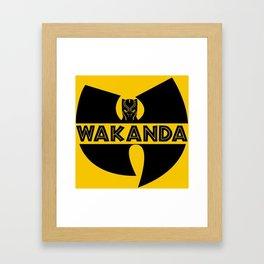 Wu-Tang Kanda 2 Framed Art Print