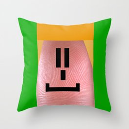 Biff Throw Pillow