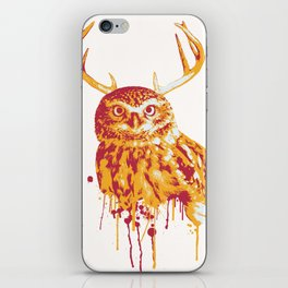 Owlope Stripped iPhone Skin