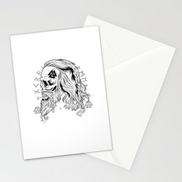 See You In Valhalla - Viking North Warrior Gift Stationery Cards