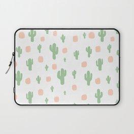 Cactus Pattern - tight Laptop Sleeve