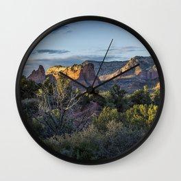 Adobe Jack Trail View, No. 2 Wall Clock