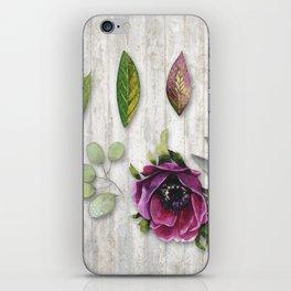 Botanica I iPhone Skin