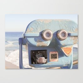 I See Huntington Beach 2 Canvas Print