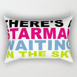STARMAN 001 Rectangular Pillow