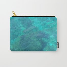 Tranquil Blues  Carry-All Pouch