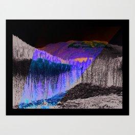 Clayoquot Sound Scenic Corridor Art Print