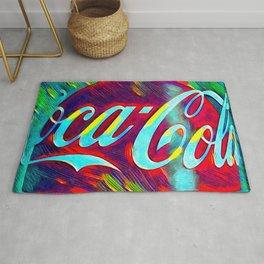 Coke Coca Cola Rug