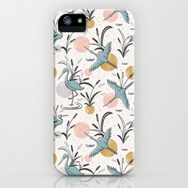 Marshland iPhone Case