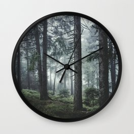 Path Vibes Wall Clock
