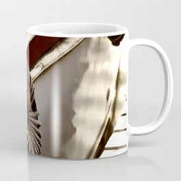 Old fishing boat detail Coffee Mug