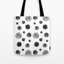 yarn ball pattern Tote Bag