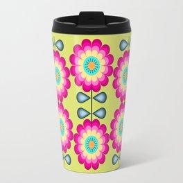 Flower 11 Travel Mug