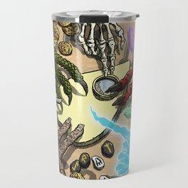 Ouija Monster! Travel Mug