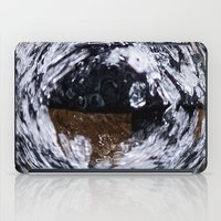 ice iPad Cases featuring Ice by Rose Etiennette