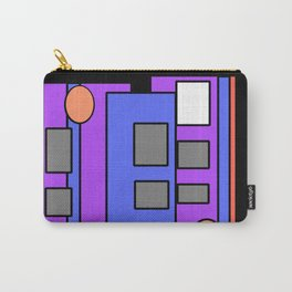 The Artist at Night Carry-All Pouch