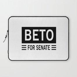 Beto For Senate Laptop Sleeve