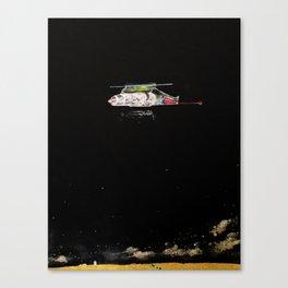 Cloud Hornet Canvas Print